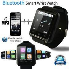 Bluetooth Smart Watch Sports Phone Wrist watch for Men kids speed Talk