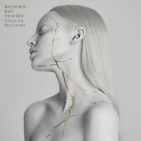 NOTHING BUT THIEVES Broken Machine CD BRAND NEW