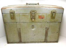 Vintage Union Super Steel Tool Box Machinist Chest 7 Drawer