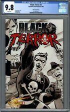 Black Terror #1 Tim Sale Variant (2008) Dynamite Comics 1st Print CGC 9.8