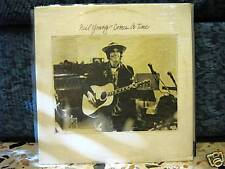 NEIL YOUNG-COMES A TIME-LP SIGILLATO