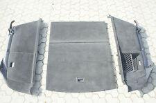 Audi A6 S6 RS6 4F Allroad Kofferaumverkleidung Boden Teppich Seitenverkleidungen