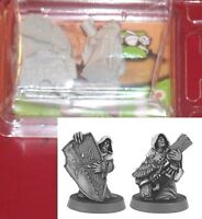 Scibor 28SF0002 Sci-Fi Servants Armor-Bearers (2) Miniatures Gothic Servitors