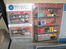 New Shelving or Workbench- 3 way system. Very strong