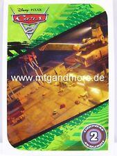 Cars 2 TCG - Motiv  Grün 2.3 - Common