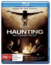 The Haunting In Connecticut (Blu-ray, 2010)  New, ExRetail Stock, Genuine D83
