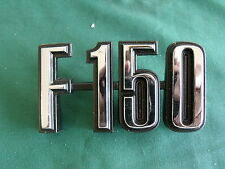 NOS 1975 Ford F-100 Nameplate FoMoCo 75