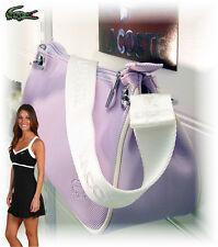 LACOSTE SHOULDER BAG Baguette Classic 2.20 Pearl Lavender