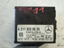 Mercedes E 270 CDI W211 alarm control unit A2118209626