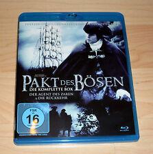 Blu Ray Film - Pakt des Bösen - Die komplette Box - Der Agent des Zaren + ..