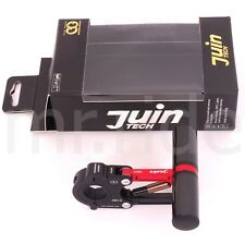 JUIN AB1-S-Carbon tube Bike bicycle computer suspension mount Red