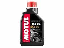 MOTUL Fork Oil SAE 5W Vollsynthetisches Gabelöl - 1L