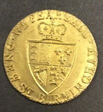 King George III Brass Gaming Token dated 1787