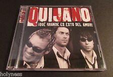 CAFE QUIJANO / QUE GRANDE ES ESTO DEL AMOR  / CD / MINT