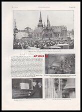 Document Anc. LE CARILLON DE ROUBAIX    1929 - 1H