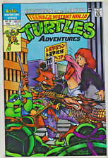 TEENAGE MUTANT NINJA TURTLES ADVENTURES#29 VF/NM 1992 ARCHIE COMICS
