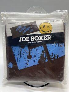 "Jox Boxer Body Pillow Case - Microfiber Live Love Laugh - 20"" X 48"""