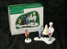 Department 56 Christmas In The City ~ Excellent Taste ~ (Set of 2) #56.58958