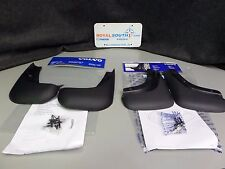 Genuine Volvo S60 Front and Rear Mud Guard Set OEM OE 31265329 31359695