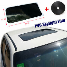 PVC Skylight Film 80x40cm Car Decoration Film Sunroof Membrane Roof Car Film