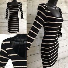 Soprano Womens Bodycon Dress Large Cocktail Party Mini Casual Fall MSRP $24.97