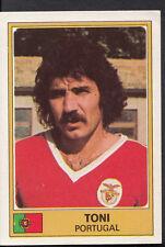 Football Sticker - Panini Euro Football 1976 - No 243 - Toni - Portugal