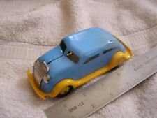 1930's  Chrysler Airflow Metal Toy Car