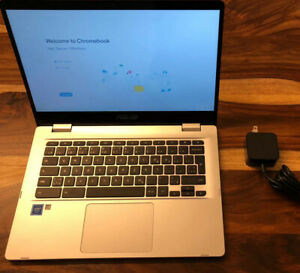 "ASUS Chromebook | 14"" Touchscreen | Intel | 4/32GB | WiFi | Bluetooth"
