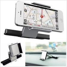 360° Rotating Car Interior CD Slot  Mobile Phone Navigation Holder Mount Bracket