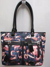 729ae3afb Nicole Miller Women's floral Shopper Shoulder Tote Bag w Umbrella NY3143  NYPTL