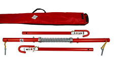 NEW Pro Recovery Pole Towing Bar Heavy Duty Tow 3.5 Ton Car Van Extends to 2.4M