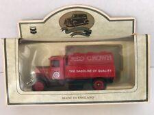 LLEDO Days Gone By Red Crown Gasoline 1934 Mack Tanker MIB ENGLAND