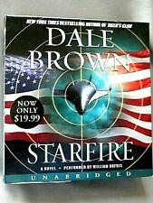 ~~~DALE BROWN ...STARFIRE..12 CD`S UNABRIDGED AUDIO BOOK ~~~
