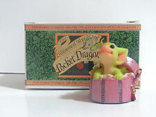 "Real Musgrave ""Hatbox Hideaway"" Pocket Dragon Issued 2001 Retired 2006 Signed!"