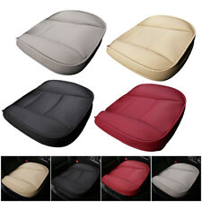 3D Universal Car SUV Seat Cover Full Surround PU Leather Breathable Cushion Pad