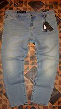 Women's Stretch Denim Jeans ARMANI A/X EXCHANGE Sz 33 Cropped Skinny $100 NWT!