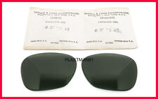 N.O.S! VINTAGE B&L RAY BAN BAUSCH & LOMB CARAVAN 58mm REPLACEMENT LENSES G-15