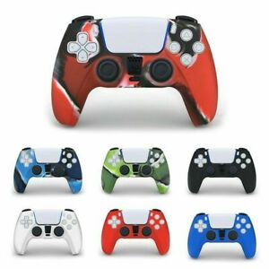 Silicone Gel Rubber Case Skin Protective Cover for PlayStation 5 PS5 Controller