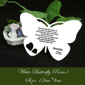 Wedding Honeymoon Gift Money Poem Cards - Honeymoon Wish Inserts - 5 Poems
