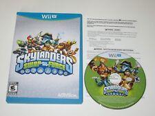 Skylanders Swap / Force (Nintendo Wii U, 2013) Game Only