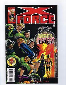X-Force # 98 Marvel 1st Series