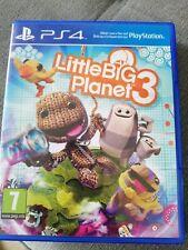 PS4 : little big planet 3