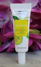Korres Cucumber. A refreshing gel mask that hydrates the delicate eye area.8 ml