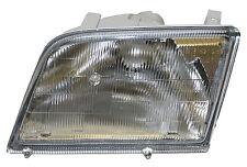 Mercedes 129 HALOGEN HEADLAMP LENS LEFT, SL 300 320 500 600 OEM BOSCH 1298201166