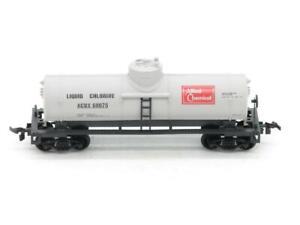 Life Like Trains Allied Chemical Liquid Chlorine Tank Car 68075