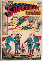 DC Comics Superman #148 October 1961 Mr Mxyzptlk G