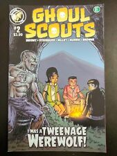 GHOUL SCOUTS: I was a teenage Werewolf! #2 (2018 ACTION LAB) VF/NM Book