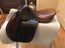 "17"" Butet English Jumping Saddle.  Beautiful Condition."