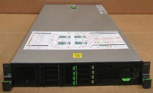 Fujitsu Primergy RX300 S7 2x Xeon 8-Core E5-2690 2.9GHz 1.2TB 256GB RAID Server