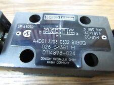 DENISON LR 69250 A4D01 3203 0302 B1G0Q  Hydrualic Valve NEW  (H4A)